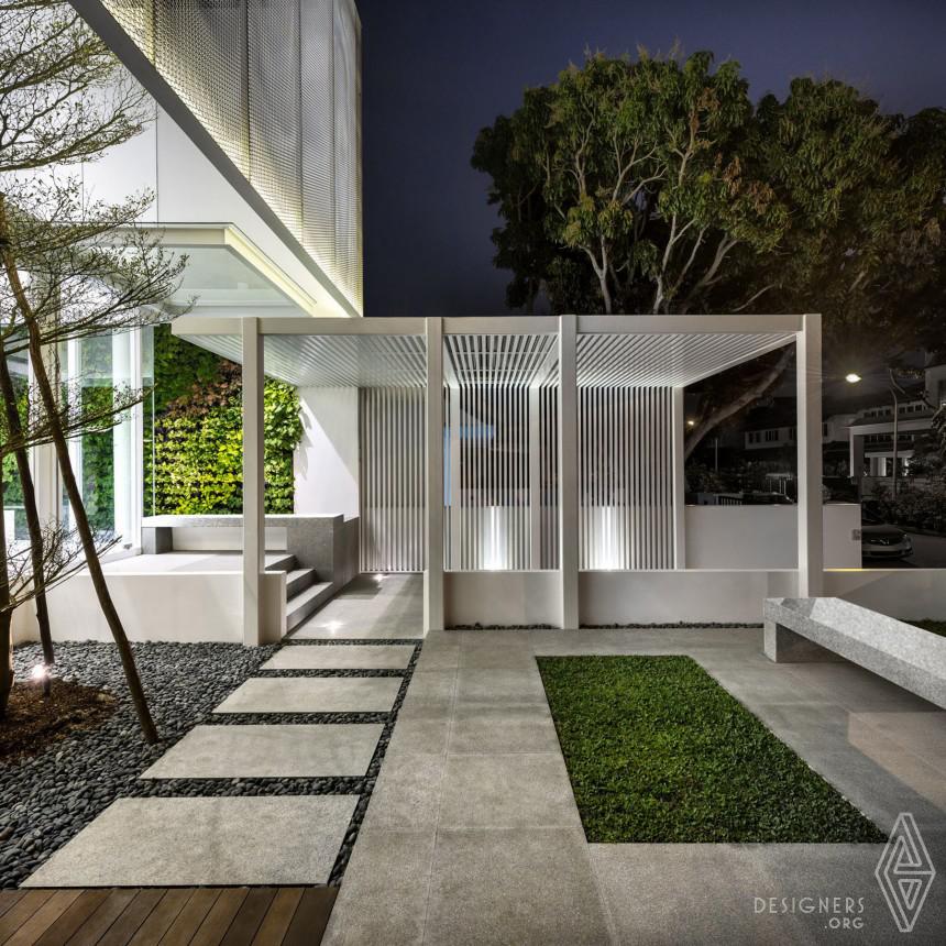 Inspirational Single Family Residential House Design