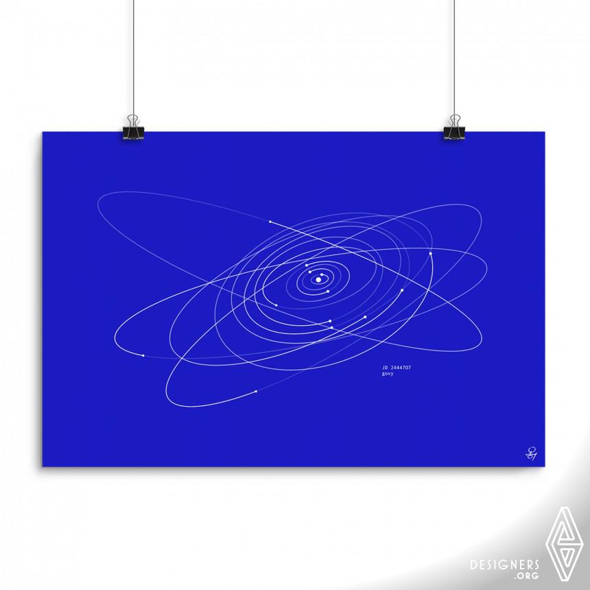 SpaceTime Coordinates Poster Image