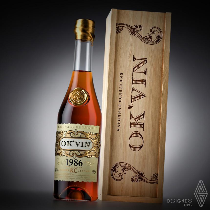 Ok'Vin Limited vintage brandy Image