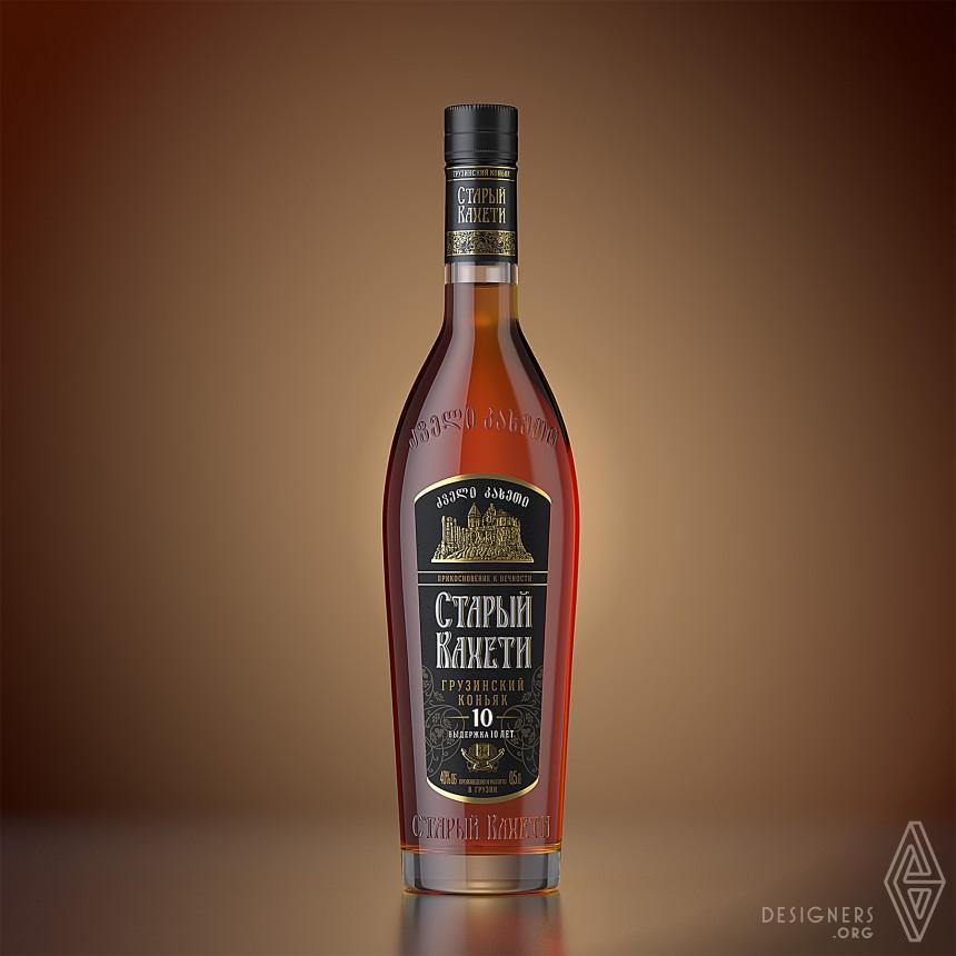 Stariy Kaheti Georgian brandy series Image