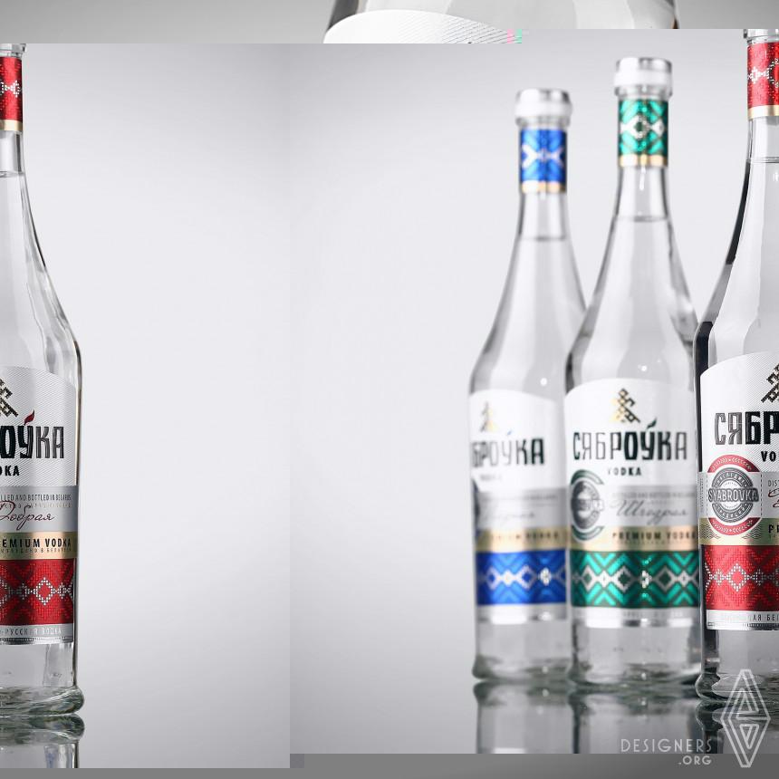 Inspirational Belarusian vodka Design