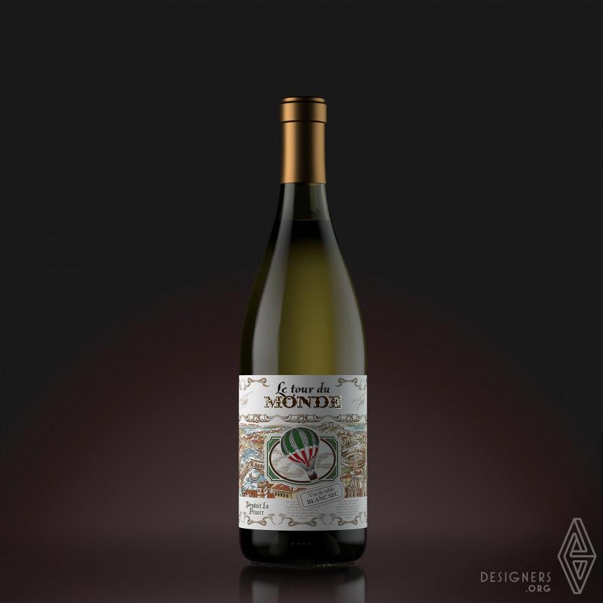 Le Tour De Monde Series of European wines Image