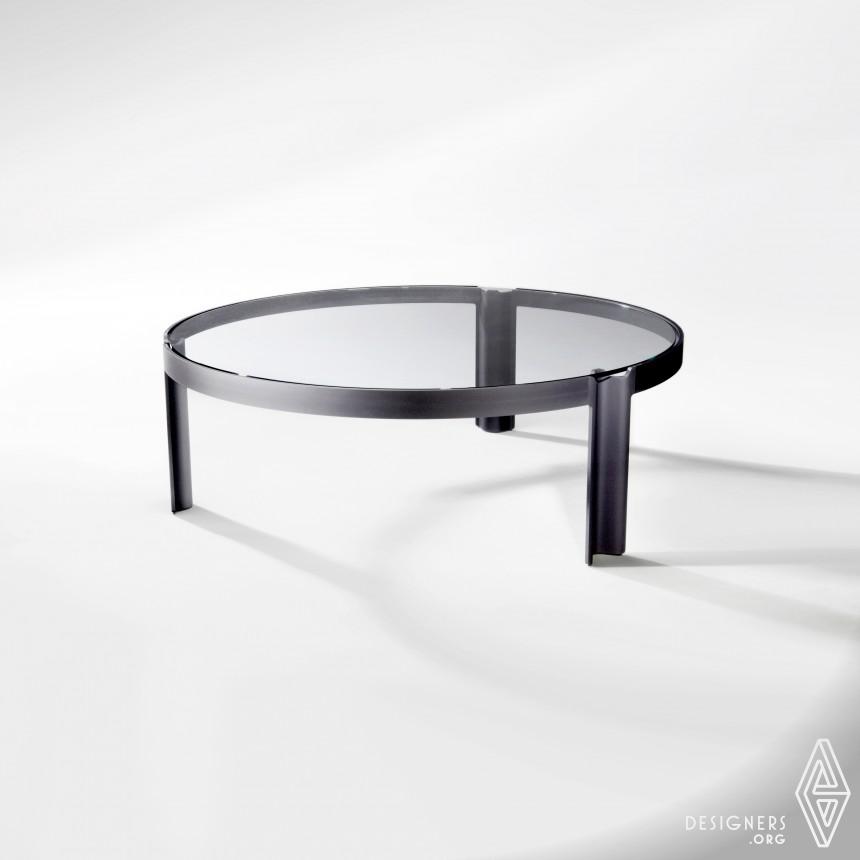 Trio  Low center table