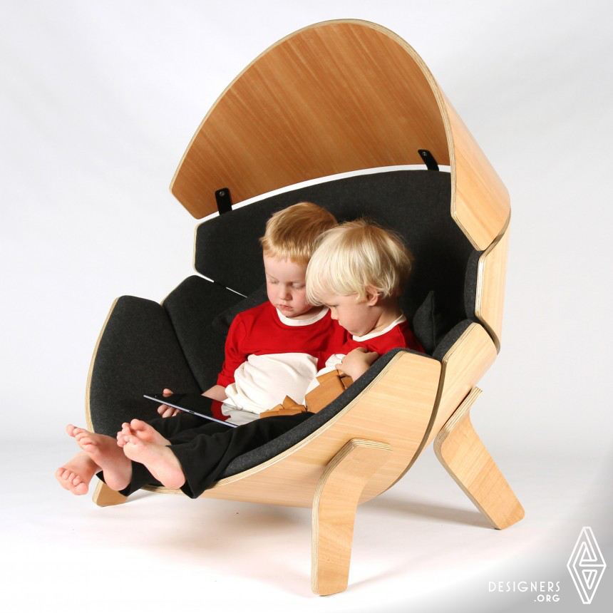 Hideaway Children's Chair