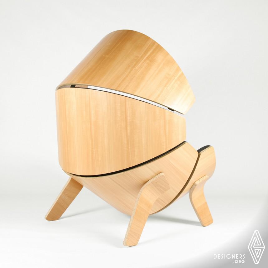 Hideaway Children's Chair Image