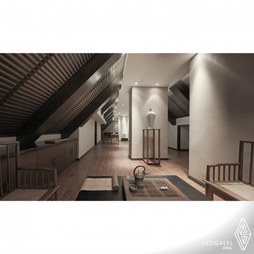 Hongkan Lingshijun Pulin Type-C Villa Villa
