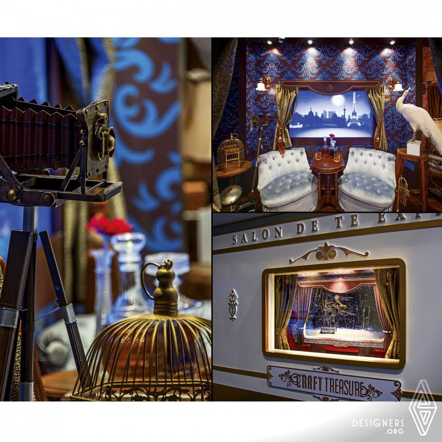 Salon de TE Introductory for Watch Fair Image