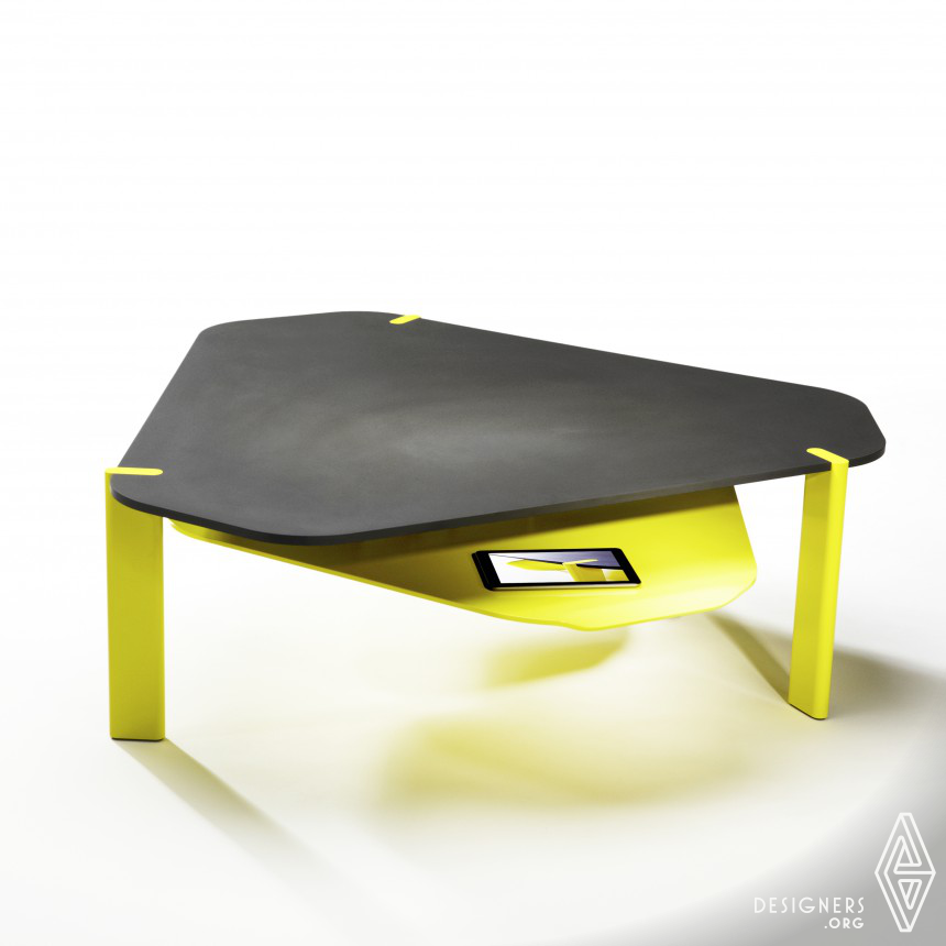 Transition Modular Table System