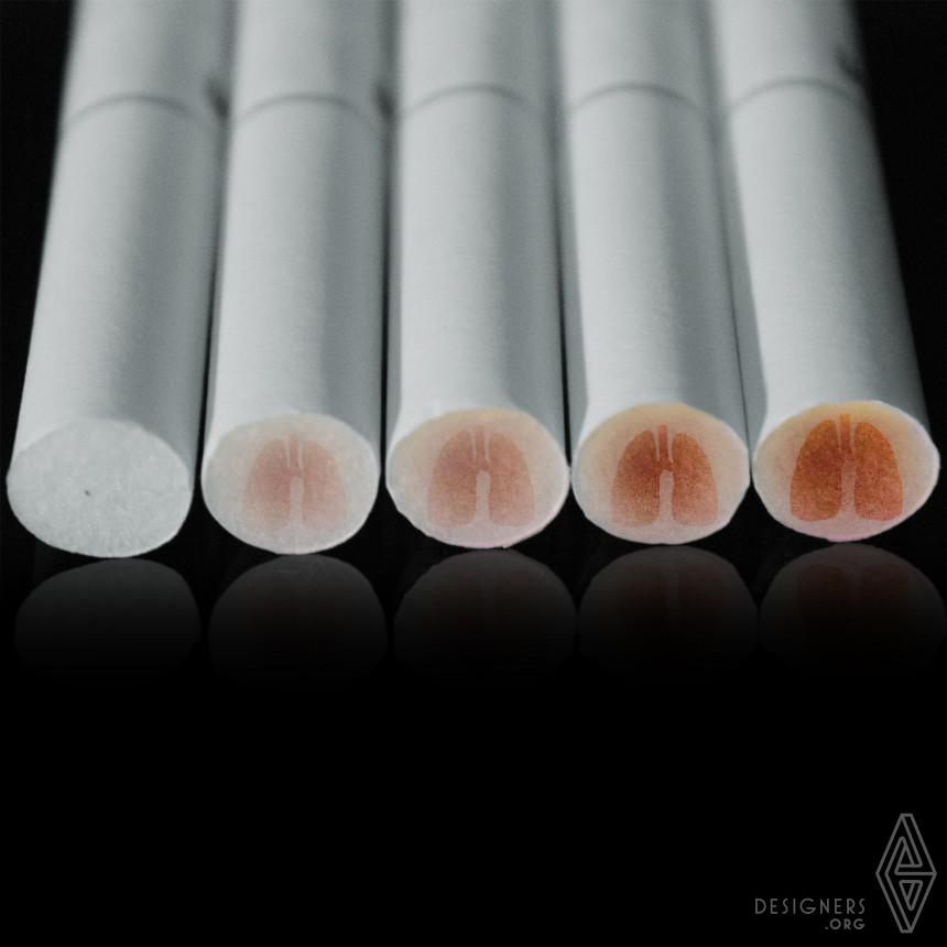Inspirational Cigarette filter Design