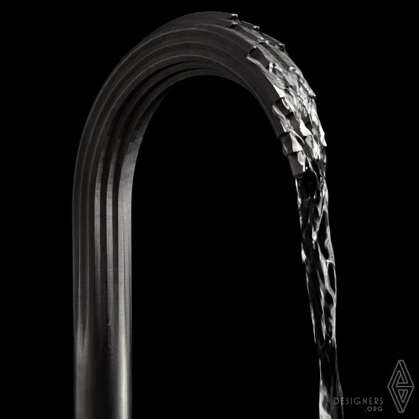 Inspirational 3D Printed Metal Faucet Design