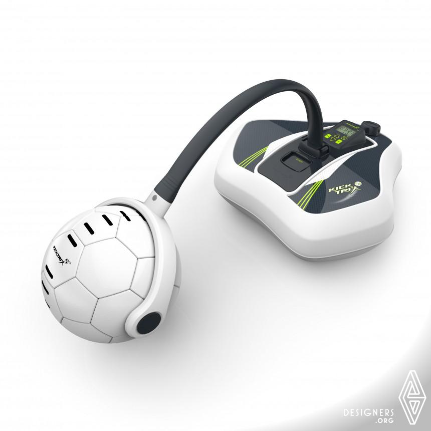 KickTrix Soccer training system