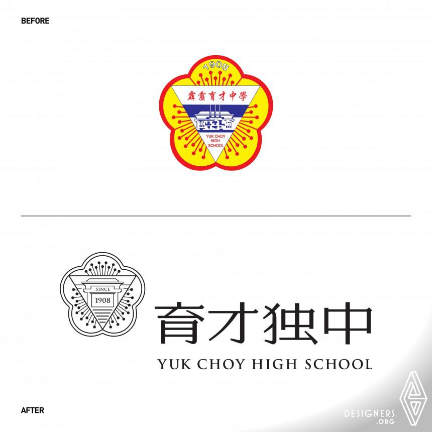 Yuk Choy Branding design