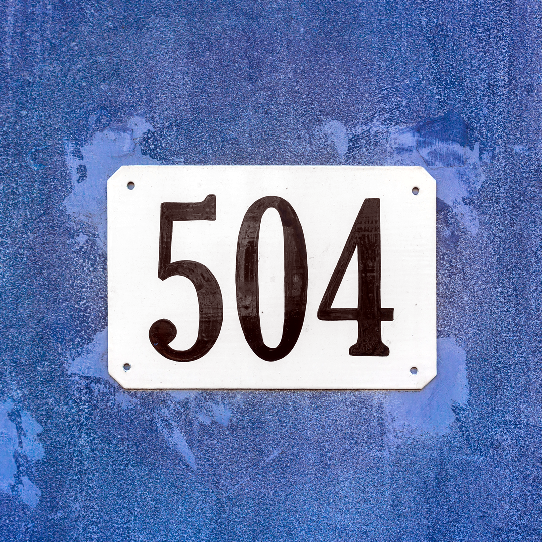 Light Origami Art Installation