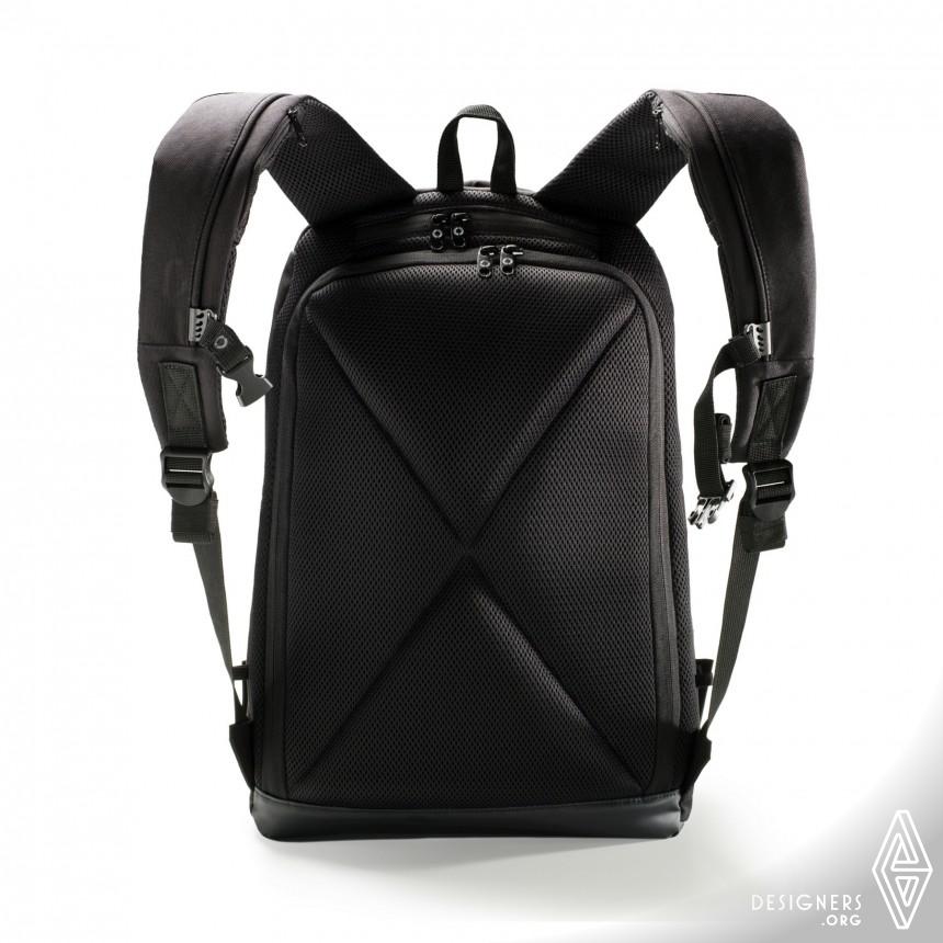 Inspirational Secure Laptop Backpack Design