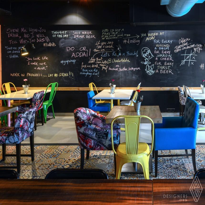 Adda Multifunctional Cafe