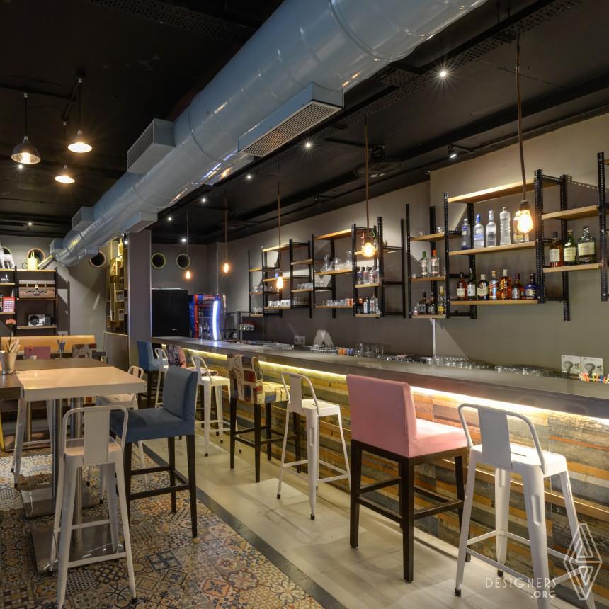 Adda Multifunctional Cafe Image