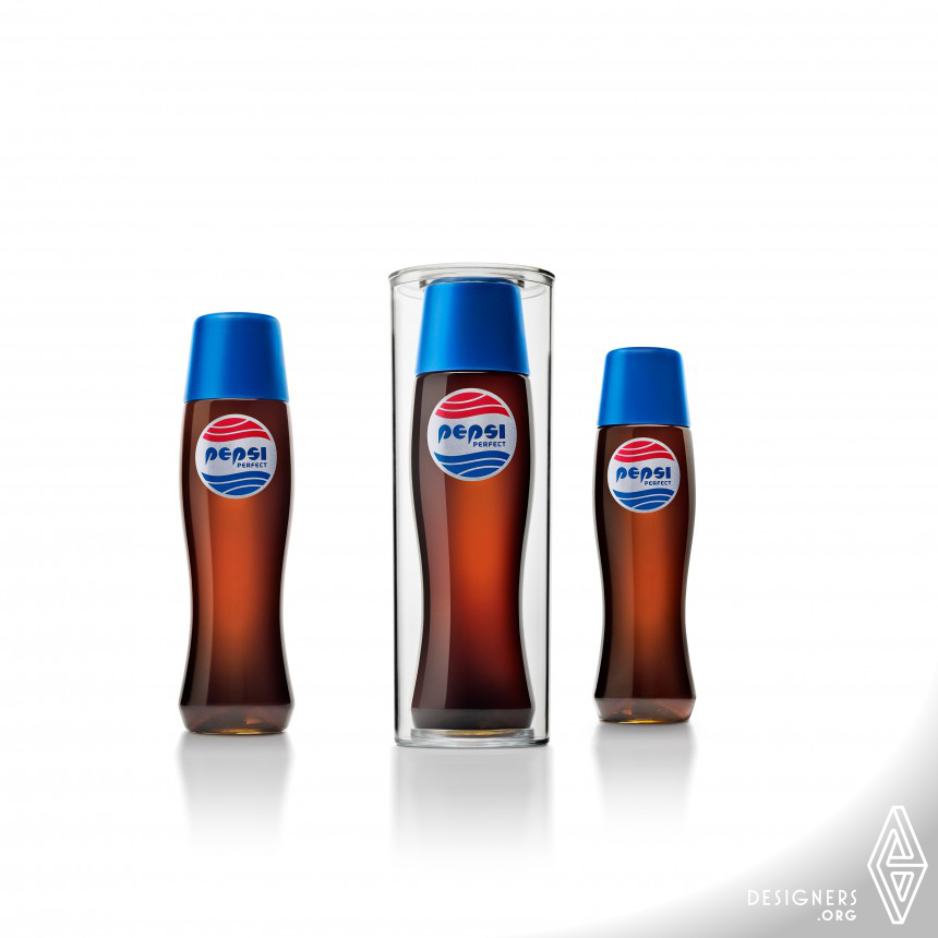 Pepsi Perfect Limited Edition Beverage Bottle