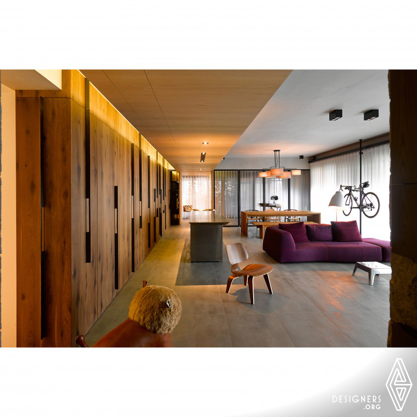 One To Three Residential Space