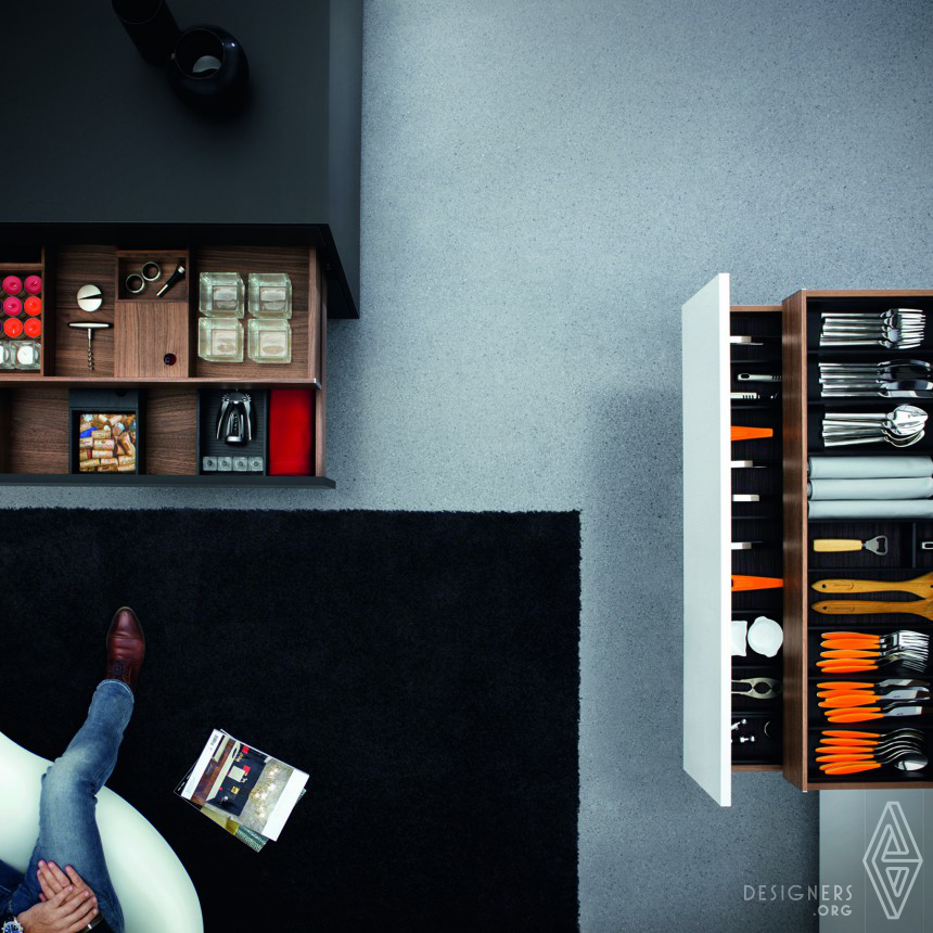 Ta'or box Premium wooden drawer Image