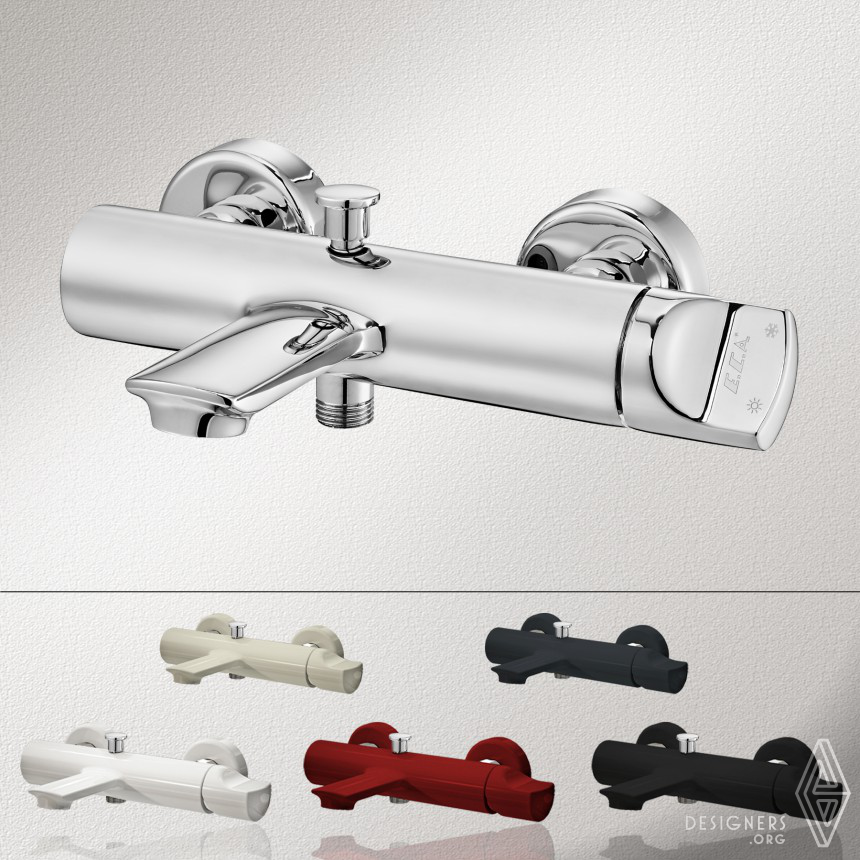 E.C.A. Myra Series Faucet Image