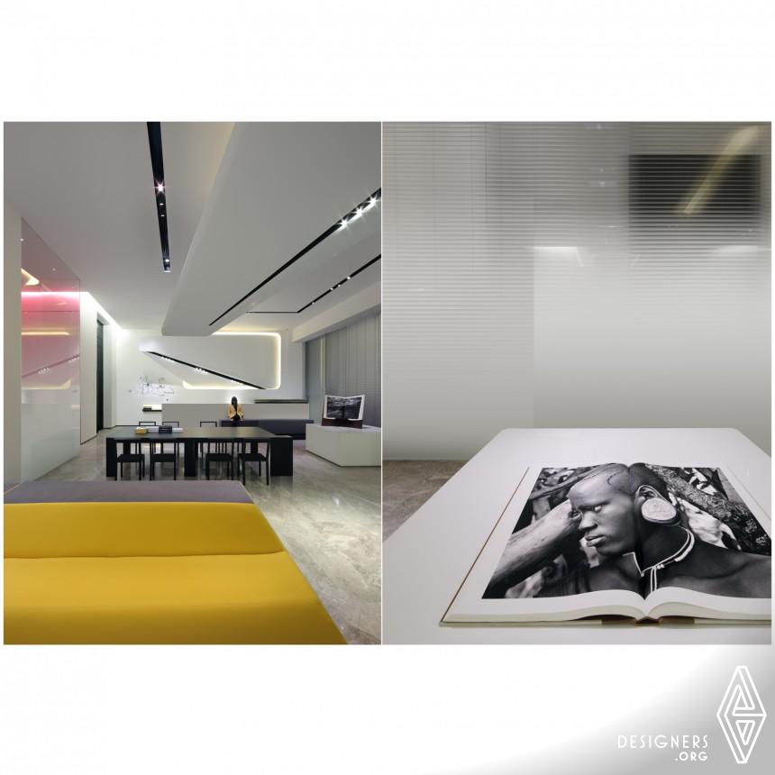 Inspirational Exhibition & Sales Space Design