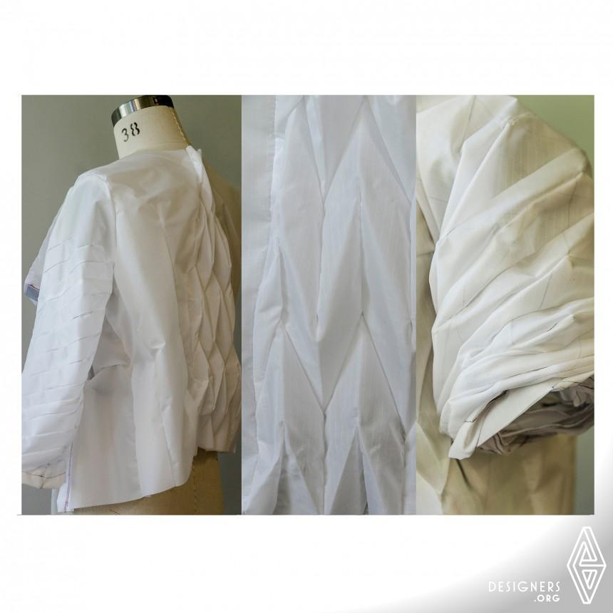 Inspirational Transformable fabric Design