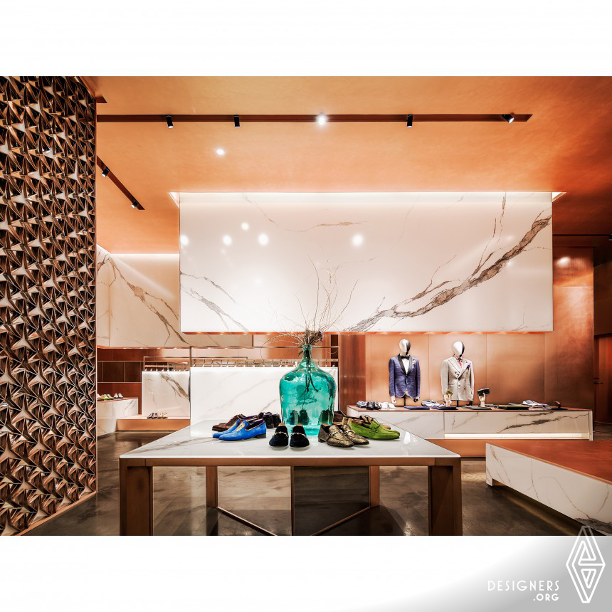 H.E Homme Clothing Concept Store