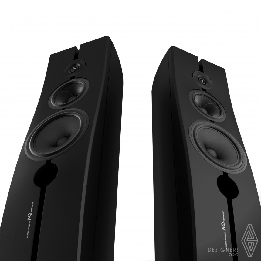 AQ Passion line High-end speakers