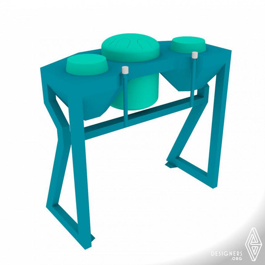 Sonoro Public sound furniture Image