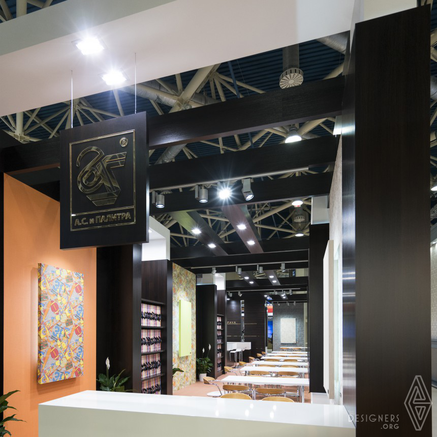 AS & Palitra Exhibition Design