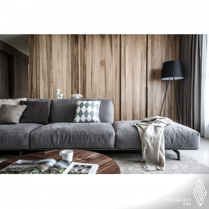 Woodscape Residential House Interior Design