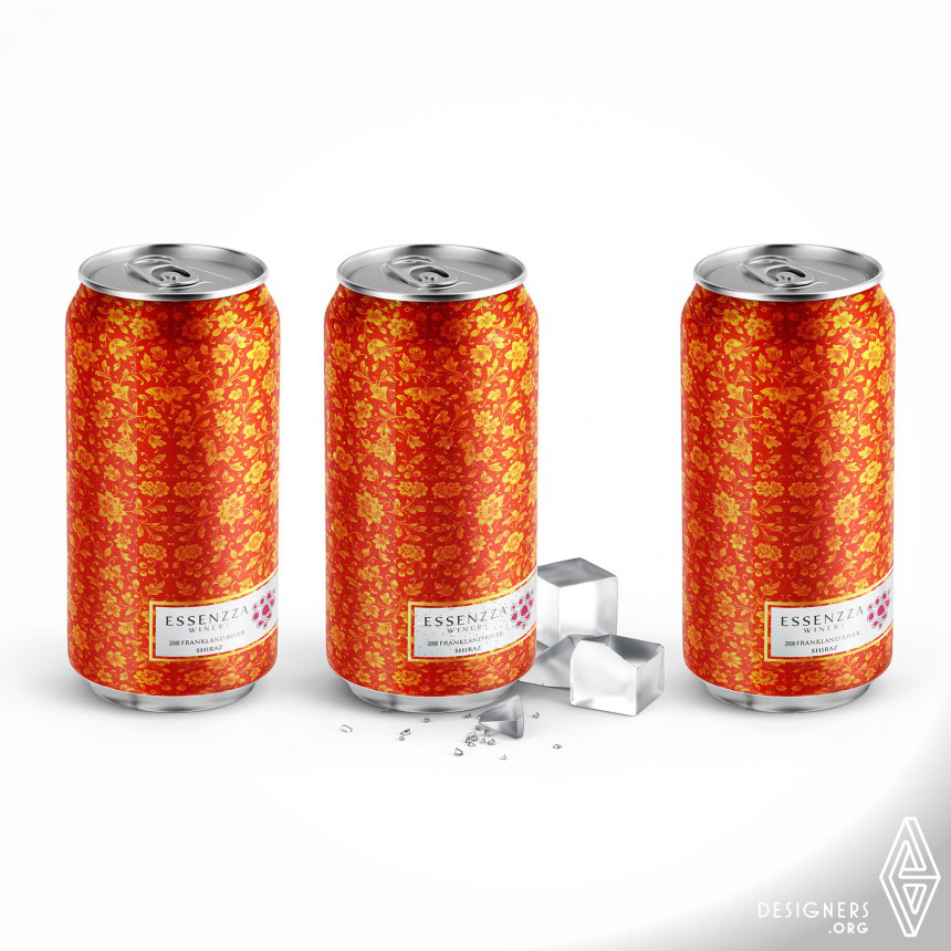 Inspirational Wine can Design
