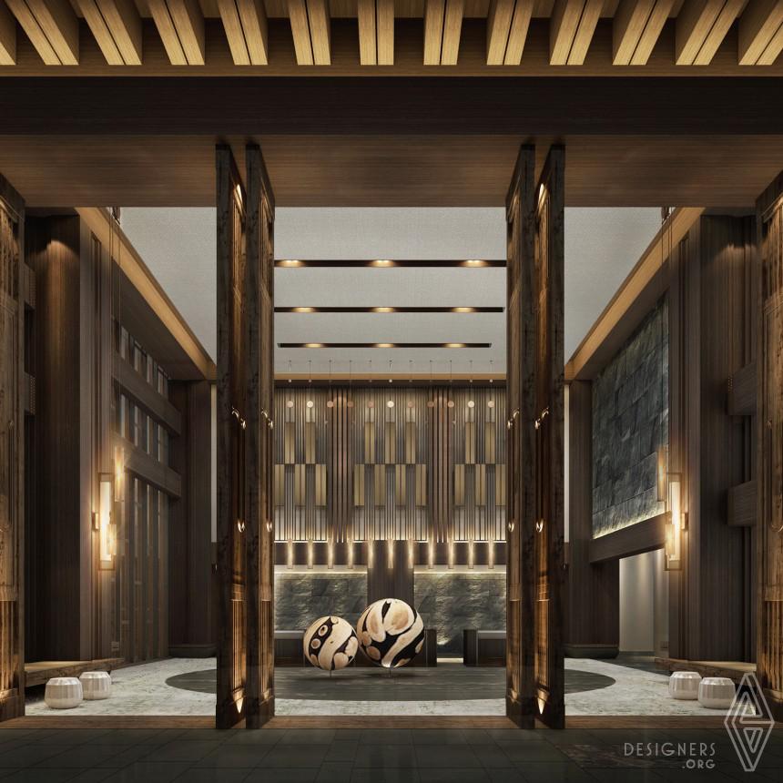 Great Design by Liwan Yang