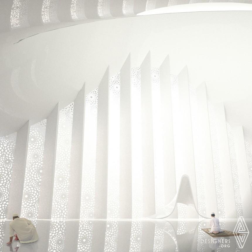 Inspirational Prayer Hall Design