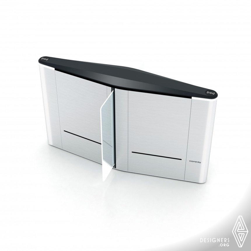 Cominfo EasyGate Security turnstile