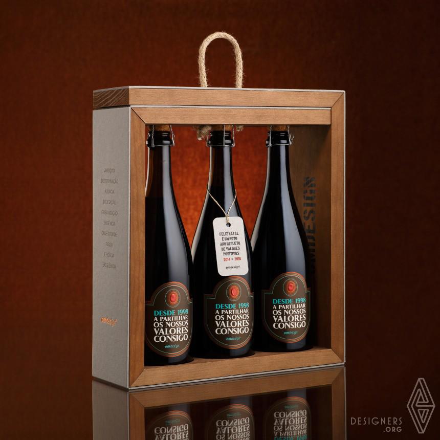 Omdesign 2014 Packaging
