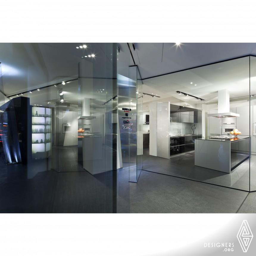 Rationality and Sensibility Cucine showroom