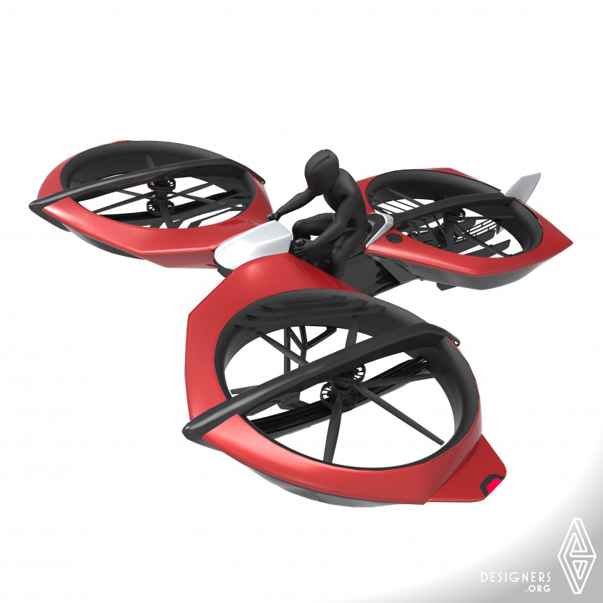 Flike  Passenger drone