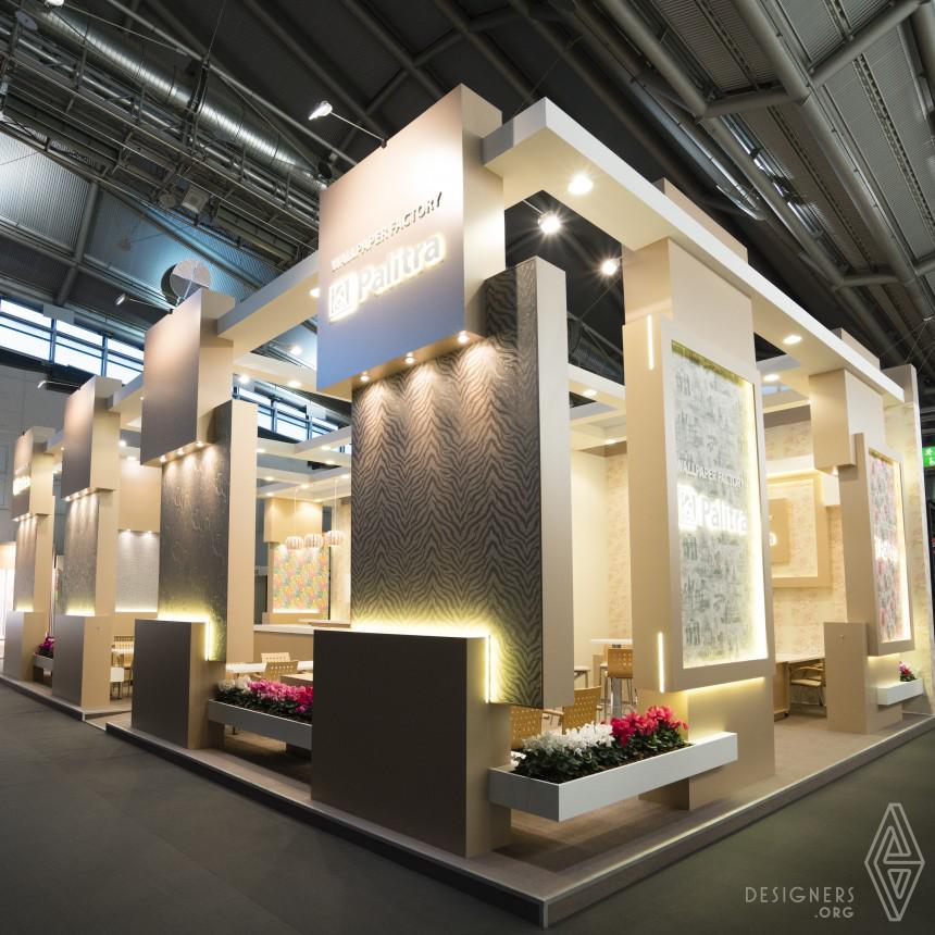 Palitra Exhibition Design