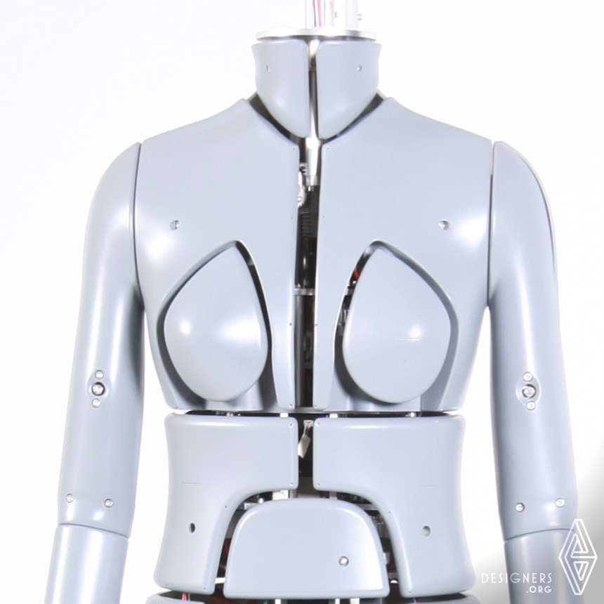 I.Dummy Part III: The ManniQueen Innovative Fitting Mannequin  Image