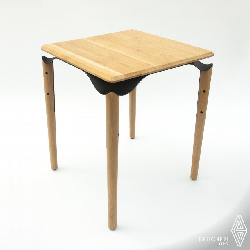 Trapesi Bistro table