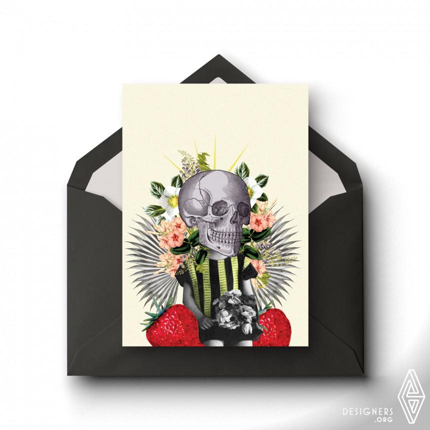Inspirational Postcards Series  Design