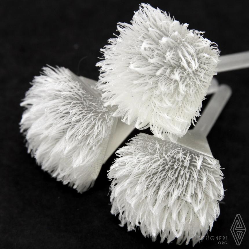 Cilllia 3D printing hair