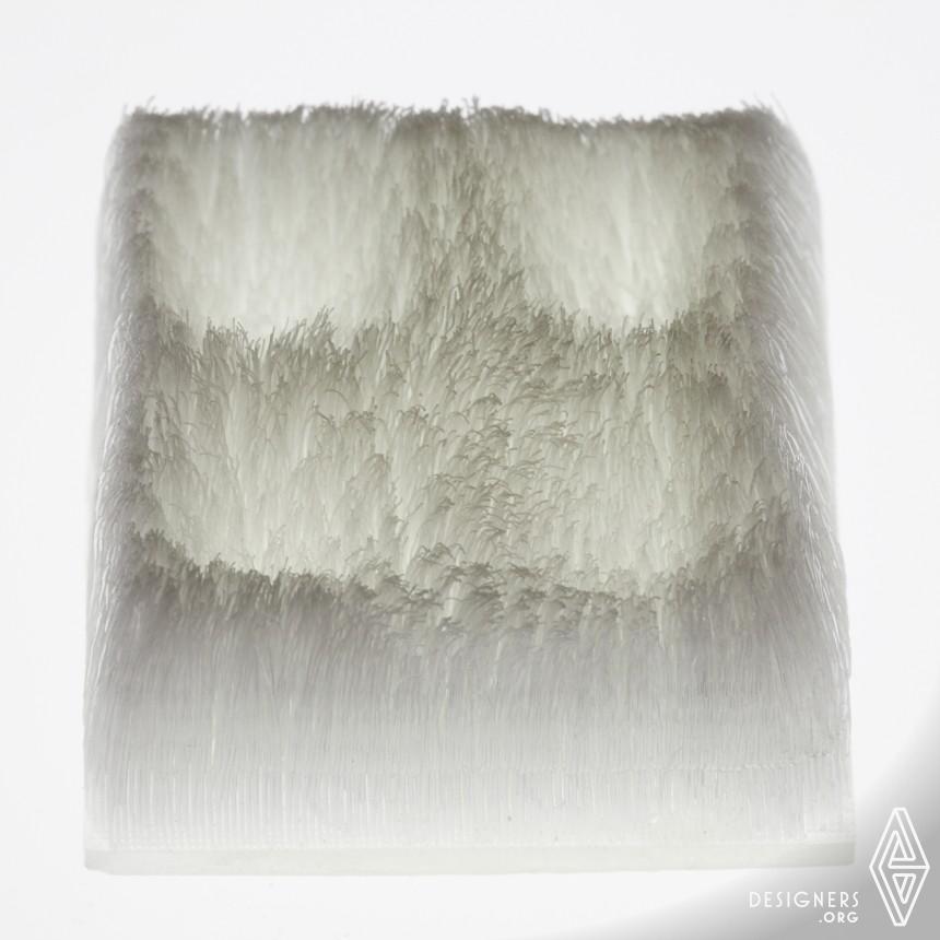Inspirational 3D printing hair Design