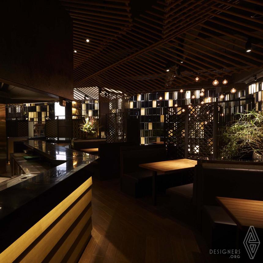 Inspirational JAPANESE RESTAURANT Design