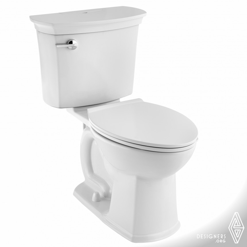 ActiClean Self Cleaning Toilet