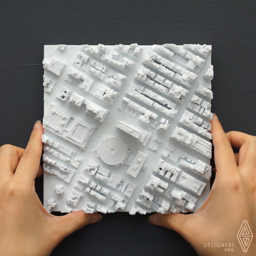 MICROSCAPE Accurate 3d printed scale city models