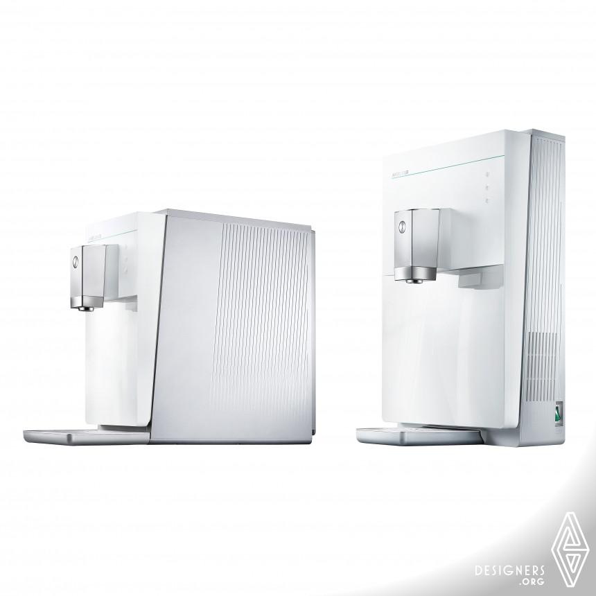 Liquid Architecture Water Dispensers