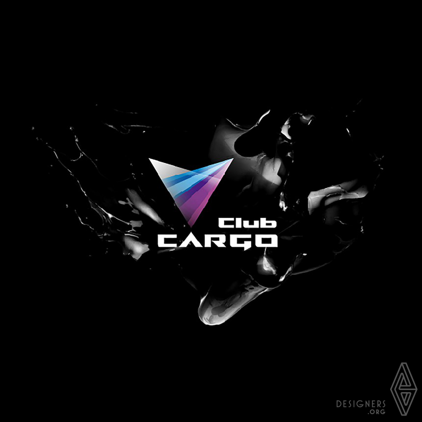 Cargo Club Logo and VI