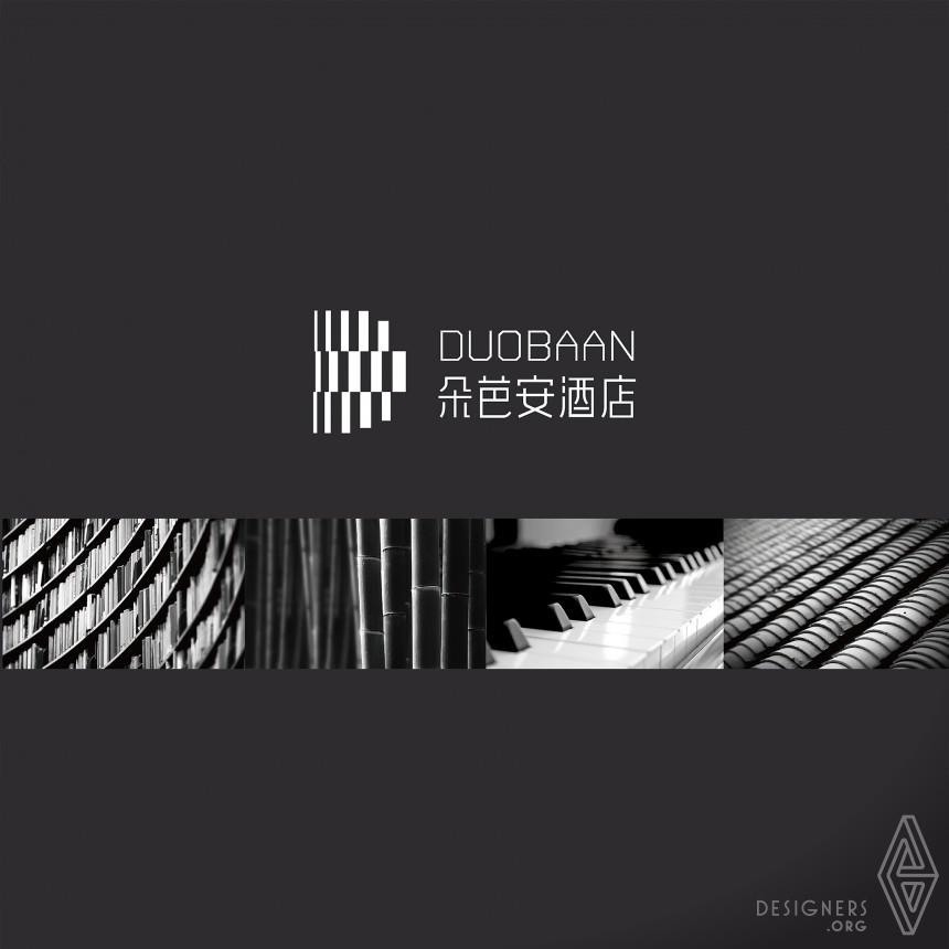 Duobaan Hotel Logo and VI